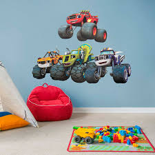 100 Monster Truck Jump Huge Officially Licensed Blaze And The Machines