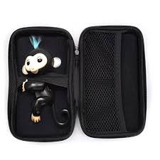 Box Size 184510cm Storage 175125cm Material EVA Compatible For Fingerlings Baby Monkey Function Protect Your Beloved From