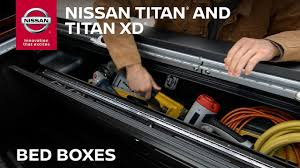 100 Truck Outlet Usa Nissan TITAN Bed Storage YouTube