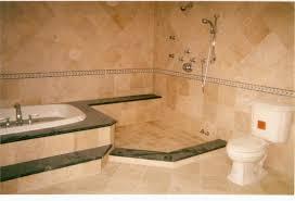 porcelain tile bathrooms