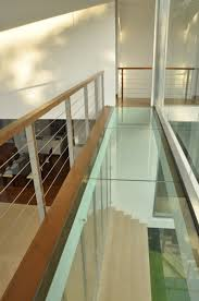 Architecture: Outstanding Transparent Glass Floor Corridor ... Architecture Outstanding Transparent Glass Floor Cridor Stunning Frameless Balustrade Ggs Landing Banister Staircase Oak Handrails Colour Day Interior Neutral Staircase Spiral Stairs Banister 10mm Toughened Panel Railing Exquisite Double Stairs With Chrome Burnished Nickel Inspiring For Beautiful 2014 Railing At Landing Best 25 Handrail Ideas On Pinterest Balustrade Stair Panels Staircases Reflections Range By Cheshire Mouldings In Malls Suppliers And
