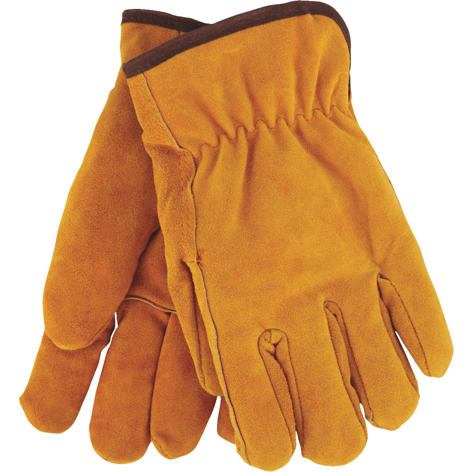 Do It Lined Leather Winter Work Glove 706490
