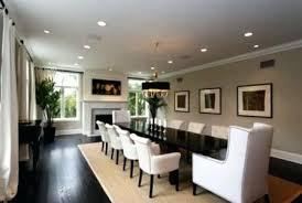 salon salle a manger cuisine photo deco salle a manger contemporaine idee decoration salon