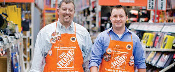 Home Depot associate clearly too shitty of an athlete to make it