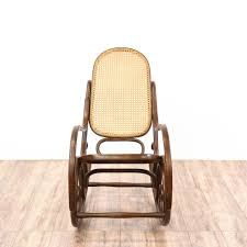 100 Woven Cane Rocking Chairs This Rocking Chair Is Featured In A Solid Wood With A Glossy