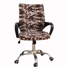 2 Color Computer Office Rotating Chair Covers Spandex Fabric Washable  Elastic Stretch Chair Cover Slipcover Protector (Leopard, M) Wedding Chair Covers Ipswich Suffolk Amazoncom Office Computer Spandex 20x Zebra And Leopard Print Stretch Classic Slip Micro Suede Slipcover In Lounge Stripes And Prints Saltwater Ding Room Chairs Best Surefit Printed How To Make Parsons Slipcovers Us 99 30 Offprting Flower Leopard Cover Removable Arm Rotating Lift Coversin Ikea Nils Rockin Cushions Golden Overlay By Linens Papasan Ikea Bean Bag Chairs For Adults Kids Toddler Ottoman Sets Vulcanlyric