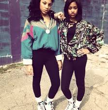 Black Girls 80 Style Tumblr