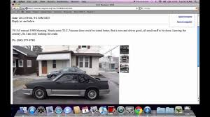 100 Craigslist Indianapolis Cars And Trucks For Sale By Owner Muncie Indiana Used And By