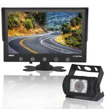 Pyle Waterproof Rated Backup Camera & Monitor System - With 9 ... Pov Ptz Remote Camera System Adds Flexibility To New Nep Hd Istrong Digital Wireless Backup Camera System For Rvucktrailer Shop Pyle Plcmtrdvr41 Waterproof Dvr Driving With 7 2018 Inch Quad Split Screen Monitor 4x Side Car Rear View Ccd Midland Truck Guardian Reversing 4 Cameras Work Systems And Utility Federal Best Trucks Amazoncom 43 Trucarpickup Wireless Rear View Back Up Night Vision Tesla Semi Supcharger Stop Teases Sleeper Features 26camera Cameras