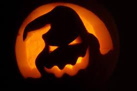 Evil Clown Pumpkin Stencils by Ghost Pumpkin Carving Ideas