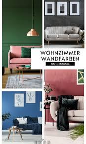 farb ideen für wohnzimmer wandfarbe wohnzimmer rotes