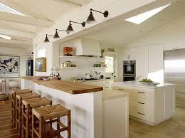 Large Beach Style Open Concept Kitchen Designs