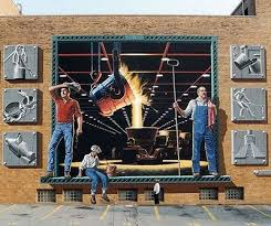 21 Best 3D Wall Murals Images On Pinterest