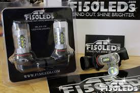 2009 14 cree led fog light kit f150leds