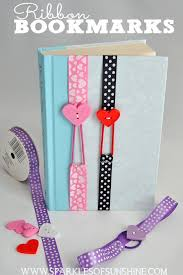 Easy Crafts To Make And Sell Ribbon Bookmarks Cool Homemade Craft Projects You Can On Etsy At Fairs Online In Stores