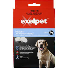 Exelpet Treatment Allwormer Dog 4 Tablets | Woolworths Pet Supplies Accsories Kmart Warragul Emporium Buy Products Online Boot Barn Facebook City Malaga Dog Blankets Coats Insulated And Fleece Food Petstock Shop Warehouse Petbarn Best Friends Supercentre The Pioneer Woman Ree Drummond