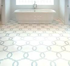 vintage hexagon floor tile classic mosaic as vintage bathroom