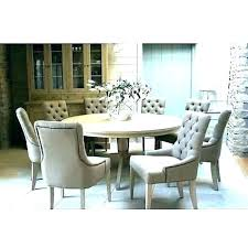 Round Dining Table That Seats 8 Tables And Chairs For