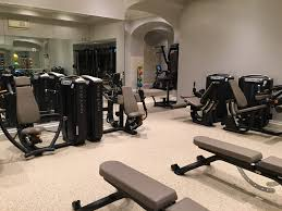 100 Four Seasons Miami Gym Matrix Fitness United States