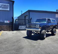 Heavy D - First Truck I Ever Owned Was A K5 Blazer Back In... | Facebook