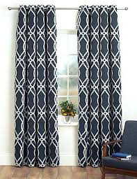 geometric pattern curtains canada navy and white curtains airportz info