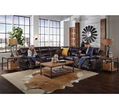 Badcock Furniture Dining Room Sets by Bristol 7 Pc Sectional Badcock U0026more