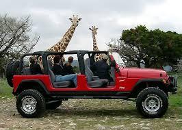 Stretch Jeep TJ