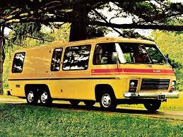 GMC Motorhome 1973 Design Interior Exterior Bus