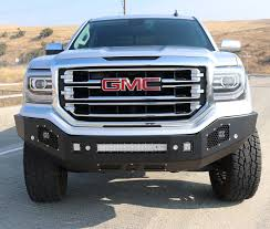 100 Front Truck Bumpers 20162018 GMC SIERRA 1500 PROFORM FRONT BUMPER Chassis Unlimited