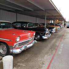 Houston-area Man Auctioning Father's Massive Classic Car Collection ... Press Releases Additional Charges Pending For Auto Theft Suspect Oilfield Truck World Sales In Brookshire Tx 1956 Ford F100 Sale Near Dallas Texas 75207 Classics On The 142000 Pickup With 13 Miles Tops Vintage Car Auction Home Henderson Auctions Damaged Mitsubishi Other Heavy Duty For Sale And 1999 Peterbilt 378 Ta Texas Bed Winch Truck Luv At Classic Hemmings Daily 2005 Mack Cxn Dump Truck Item Dd1241 Sold March 8 Const Livestock Abilene Youtube 1gccs14w5y8192489 2000 White Chevrolet S S1