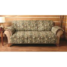 Studio Day Sofa Slipcover by Mossy Oak Camo Furniture Covers 647980 Furniture Covers At
