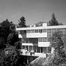 100 Richard Neutra Los Angeles Architectural History Architects Trace