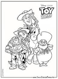 Stinky Pete Toy Story Coloring Pages