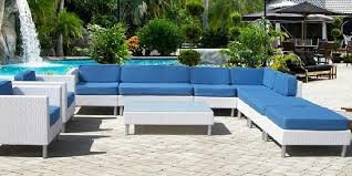 Outdoor Sectional Sofa With Chaise by Outdoor Sectional Sofas Latest Design 2018 2019 Sofa And