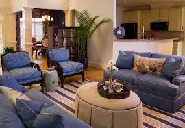 Coastal Living Room Beach Style