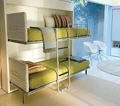 Nice Bedroom Idea Fun Fold Out Double Loft Bed Designs