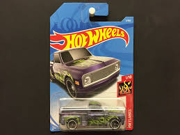100 69 Chevy Truck Pictures Hot Wheels Custom Pickup HW Flames 2018