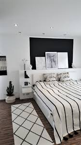 schlafzimmer neue tagesdecke skandinavisch wohnen