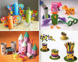 Paper Craft Ideas For Kids To Make