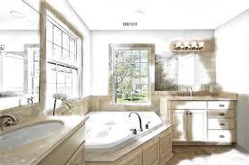 wandgestaltung im bad wohnidee ohne fliesen mit
