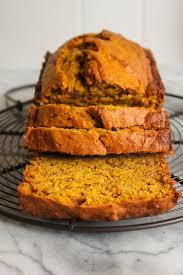 Libbys Pumpkin Bread Recipe by Pumpkin Banana Bread Use Coconut Oil Applesauce And Honey