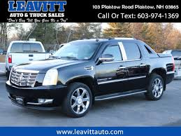 100 Cadillac Truck 2007 Escalade EXT For Sale Nationwide Autotrader