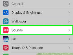 2 Easy Ways To Set A Song As Your Ringtone Iphone