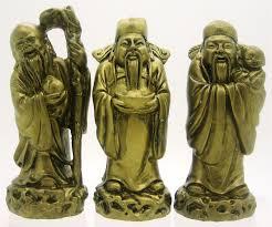 100 Sau 4 The Three Wise Men Chinese Fauk Luk Separated