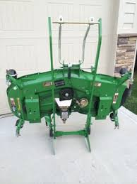 John Deere 1025r Mower Deck Adjustment by Deck Dolly For 10r Series Tractors With 54d U0026 60d Mower Deck