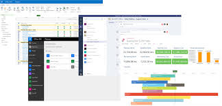 Integration With Microsoft Project line FluentPro Software Blog