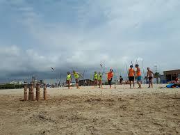 TEAM BUILDING BEACH ACTIVITIES