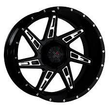 100 Skull Truck Rims DX4 Wheels MultiSpoke Machined Wheels Discount Tire