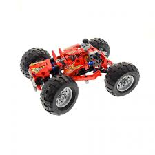 1 X Lego Brick For Set Technic Model Off-Road 42005 Red Monster ... Lego Ideas Lego Monster Truck 2018 Kinderlegofan Pinterest Legos And City Amazoncom 60027 Transporter Toys Games Arena Technic Set 42005 Itructions City Great Vehicles 60055 Energy Baja Recoil Nico71s Creations Custom Trucks 1 X Brick For Set Model Offroad Red 9094 Racers Star Striker Amazoncouk