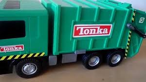 100 Garbage Truck Youtube CLOSE LOOK AT GREEN TONKA TOYS WORLDS BEST US RECYCLING GARBAGE
